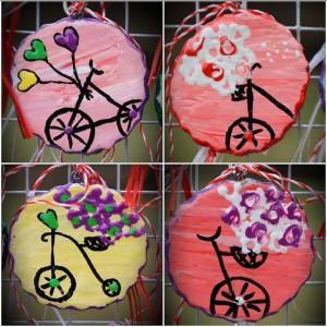 Biciclete vesele